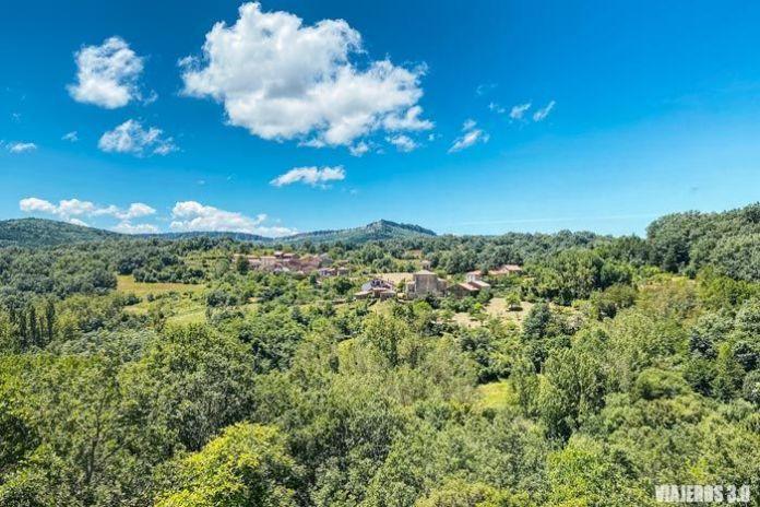 Arreba en el Valle de Manzanedo, Burgos