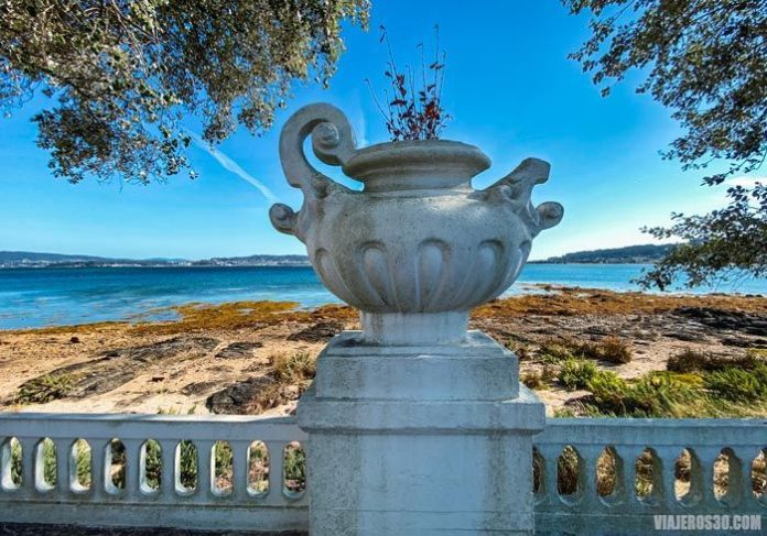 La Toja, islas en Galicia