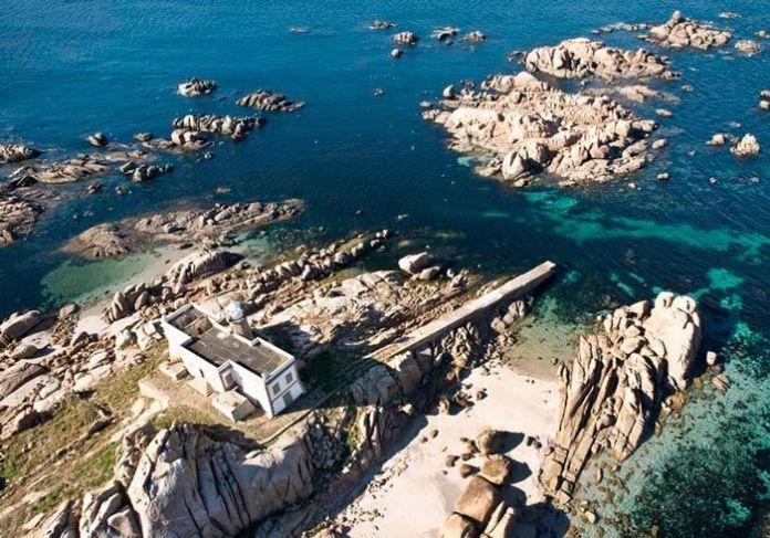 Islas Lobeiras, Islas de Galicia
