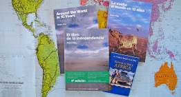 Our books in Spanish, reviewed by Overland Journal Magazine