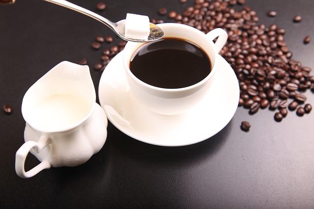 café con azúcar