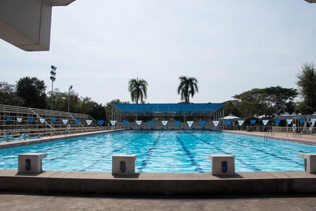 RUJIRAWONG swimming pool Chiang Mai piscina