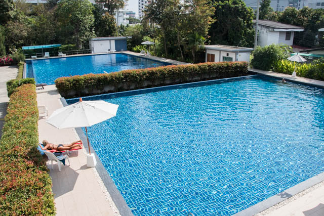 Green Hill Chiang Mai piscina