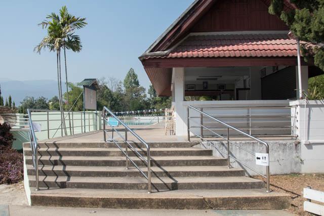 Lanna Golf Chiang Mai piscina olimpica