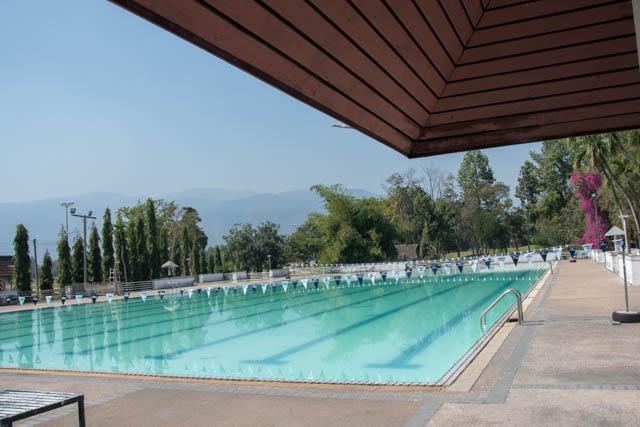 Lanna Golf Chiang Mai piscina