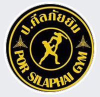logo POR SILAPHAI THAI BOXING GYM