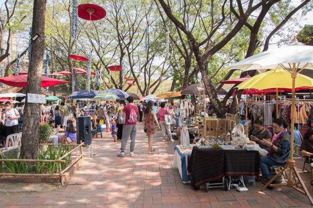 jian jai market chiang mai