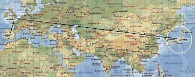 Introducción del viaje a Inglaterra (Reino Unido) y Japón. ViajerosAlBlog.com