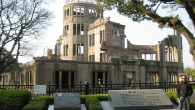 Photo of Día 8: Japón (Hiroshima: Parque de la Paz con Genbaku Dome y Museo Memorial. Miyajima: Santuario Itsukushima y Torii. Iwakuni: Puente Kintaikyo, etc).