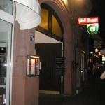 Dónde comer y gastronomía en Frankfurt (Alemania) - Restaurante alemán Adolf Wagner. ViajerosAlBlog.com