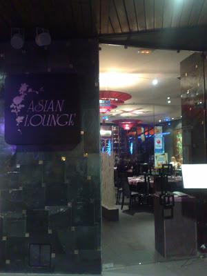 Dónde comer y gastronomía en Madrid (España) - Restaurante asiático Asian Lounge.