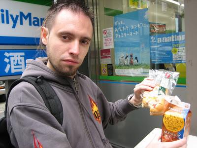 Japón: el desayuno de los campeones
