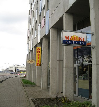 Dónde dormir y alojamiento en Tallínn (Estonia) - Marine Keskus Hostel. ViajerosAlBlog.com