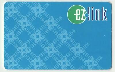 Tarjeta EZ-Link de Singapur: ahorro y comodidad.