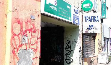 Dónde dormir y alojamiento en Bratislava (Eslovaquia) - Patio Hostel. ViajerosAlBlog.com