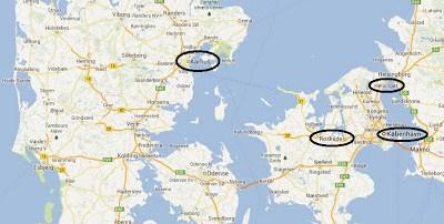 Información, planning y presupuesto de la escapada a Noruega (Oslo) y Dinamarca (Copenhage, Aarhus, Roskilde, Helsingor) del 29.05.13 al 03.06.13 (6 días). Visitar, qué ver y qué hacer.