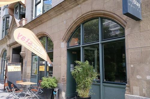 Dónde dormir y alojamiento en Berlín (Alemania) - Citystay Mitte. ViajerosAlBlog.com