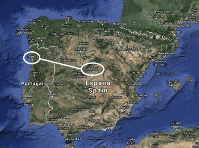 Información, planning y presupuesto de la escapada a Portugal (Oporto) del 25.10.14 al 26.10.14 (2 días). Visitar, qué ver y qué hacer.