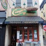Dónde comer y gastronomía en Filadelfia (Estados Unidos) - Restaurante delicatessen Campo's Deli Philly Cheese Steak. ViajerosAlBlog.com