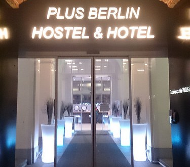 Dónde dormir y alojamiento en Berlín (Alemania) - Hotel Plus Berlín. ViajerosAlBlog.com