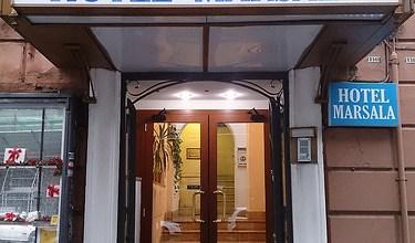Dónde dormir y alojamiento en Roma (Italia) - Hotel Marsala. ViajerosAlBlog.com