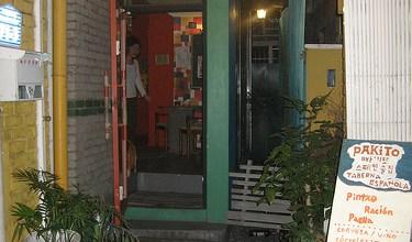 Dónde comer y gastronomía en Seúl (Corea de Sur) - Taberna española Pakito. ViajerosAlBlog.com