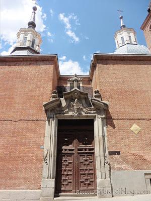 5 lugares y rincones desconocidos y secretos de Madrid - Vol. 1. Iglesia de San Nicolás de Los Servitas: la iglesia más antigua de Madrid.