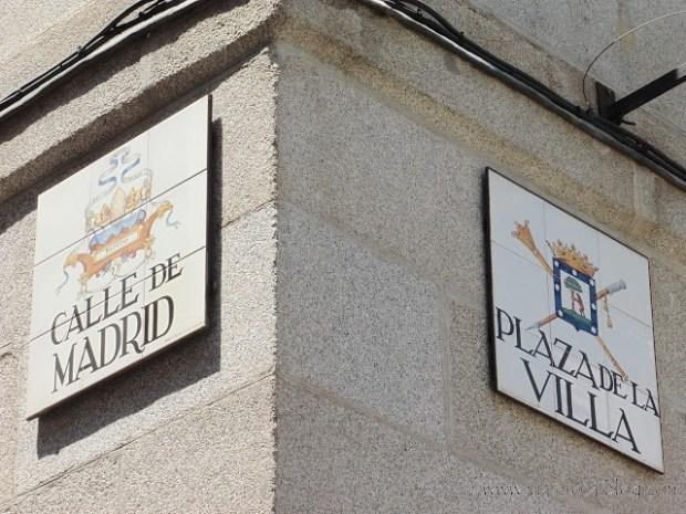 Plaza de la Villa y Calle de Madrid. El corazón del Madrid Medieval y el Madrid de los Austrias.
