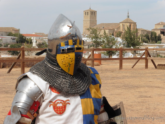 Castillo de Belmonte y Torneo Internacional de Combate Medieval.