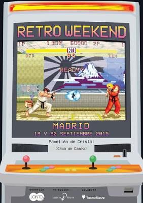 IX Japan Weekend Madrid y II Retro Madrid Weekend.