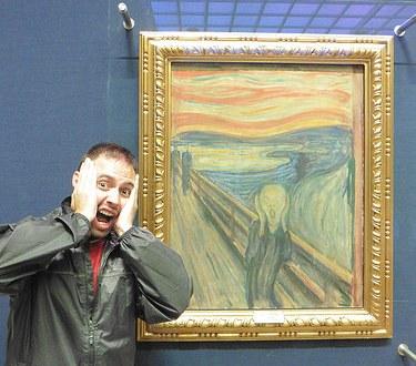 Exposición Edvard Munch: Arquetipos. Museo Thyssen-Bornemisza en Madrid. ViajerosAlBlog.com
