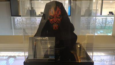 Exposiciones Star Wars en Madrid: Star Wars Telefónica, Face the Force, Lego Star Wars: el Despertar de las Piezas, y Universo Star Wars