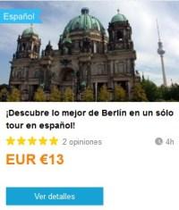 Weplann_LoMejorDeBerlin. ViajerosAlBlog.com