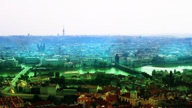 Photo of Los 10 mejores miradores de Praga. La Ciudad de las Cien Torres.