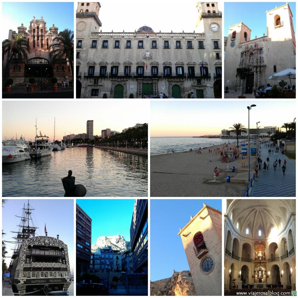 Alicante_Collage_ViajerosAlBlog