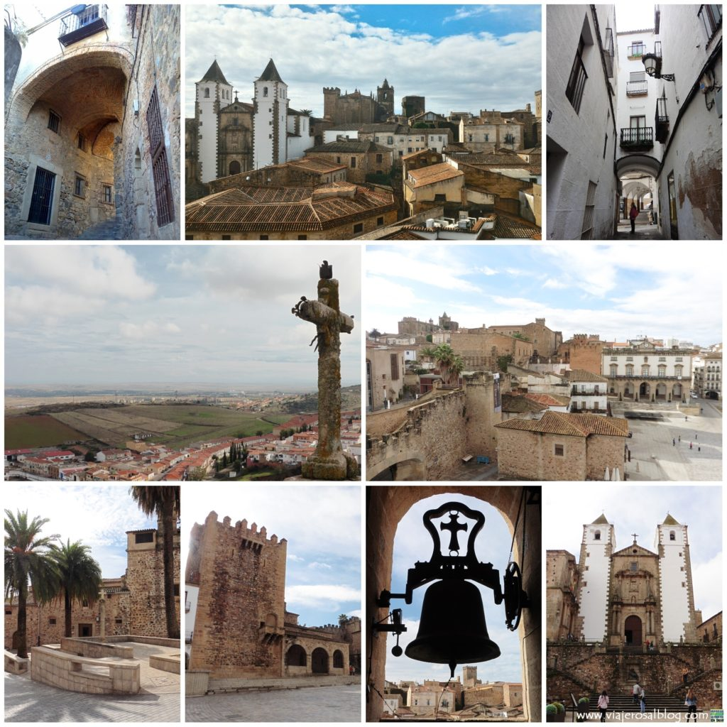 Caceres_Collage_ViajerosAlBlog