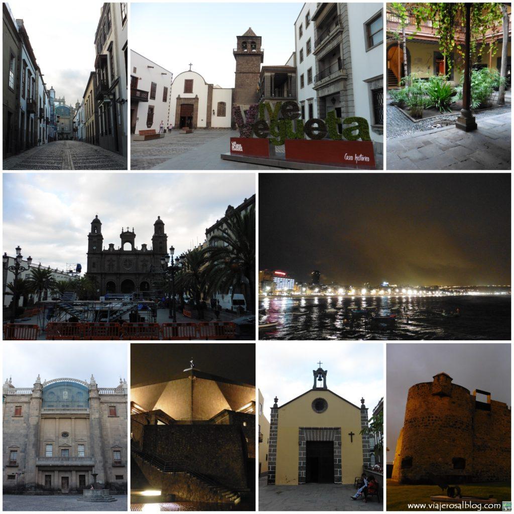 Las_Palmas_de_Gran_Canaria_Collage_ViajerosAlBlog