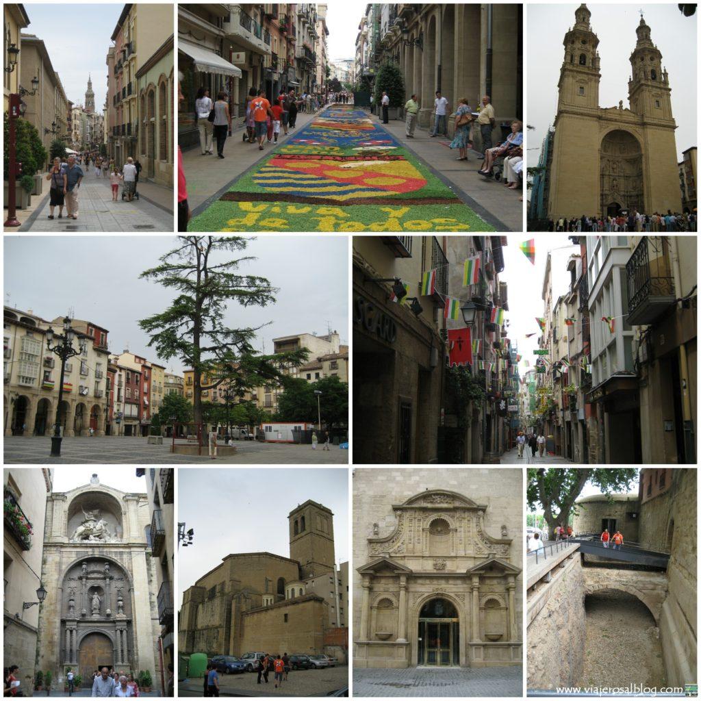 Logroño_Collage_ViajerosAlBlog