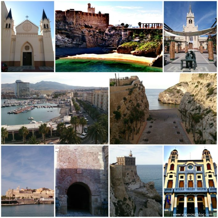 Melilla_Collage_ViajerosAlBlog