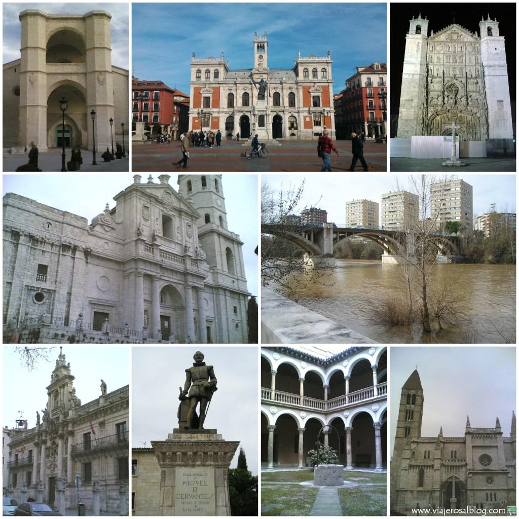 Valladolid_Collage_ViajerosAlBlog