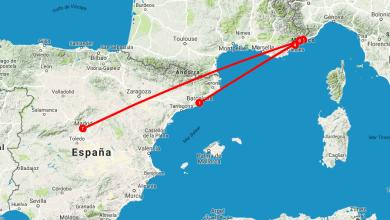 Photo of Introducción de la escapada a Francia y Mónaco: información, impresiones y resumen.