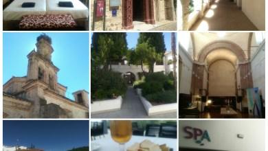 Photo of Dónde dormir y alojamiento en Aracena (España) – Hotel Convento Aracena & Spa.
