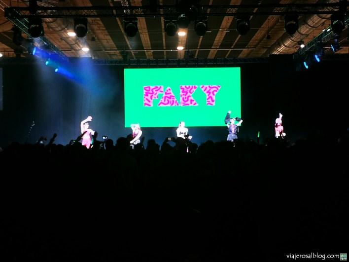 Japan Weekend Madrid y Retro Weekend Madrid. FAKY y Doukou Taiko en concierto. IFEMA Madrid. ¡Incluye vídeo! Edición Febrero '20.