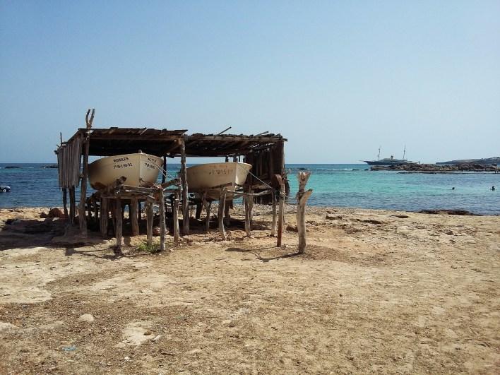 Formentera, un paraíso natural ideal para una escapada.