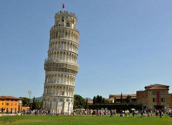 Torre de Pisa, y ya van diez años de apertura al público