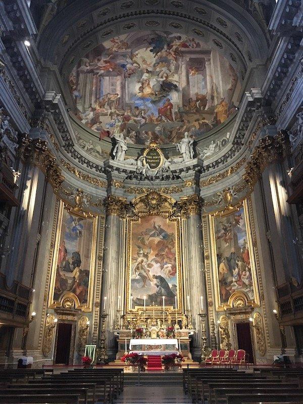 Qué ver en Roma: San Ignacio de Loyola