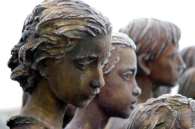 Monumento a la masacre de Lídice