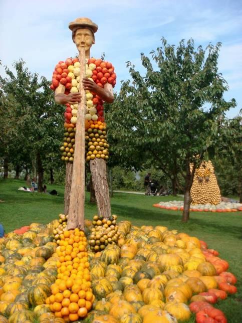 Jucker Farmart - La fiesta de las calabazas - 2011