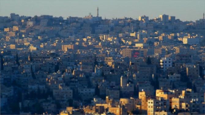 Amán - Amman ciudad en movimiento - Timelapse 2