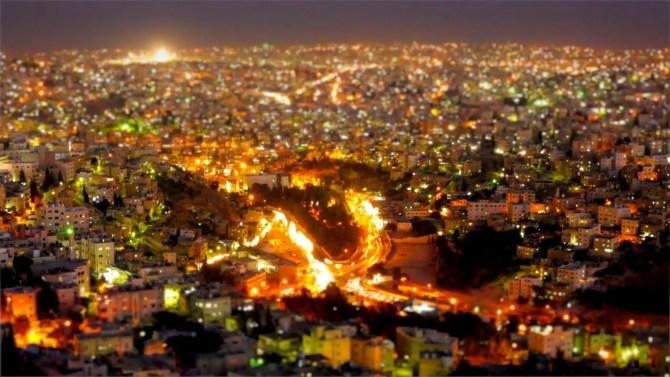 Amán - Amman ciudad en movimiento - Timelapse 4